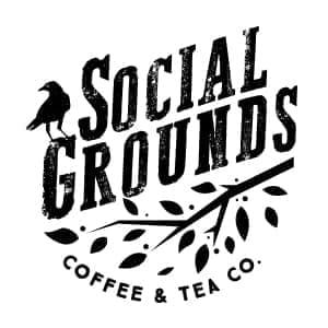 Social Grounds - Logo